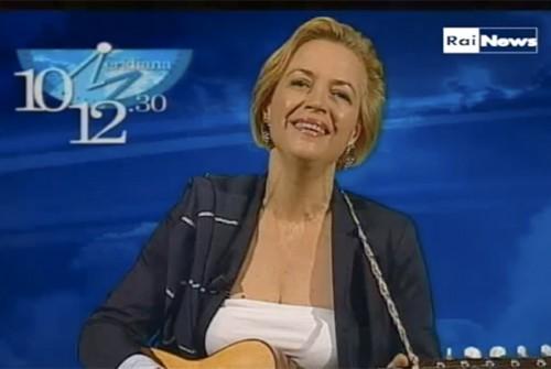 Francesca a RAI News