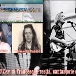 Rossella Casini e la Ballata di Lea a Rai Radio 3 in Tutta la città ne parla