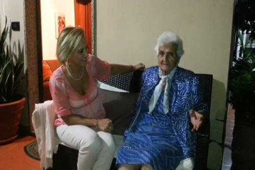 Incontro con la sig.ra Rosa D'Agostino, collaboratrice domestica di Umberto Zanotti Bianco