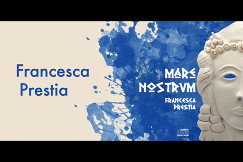 Francesca Prestia in MARE NOSTRUM (pre-official video)